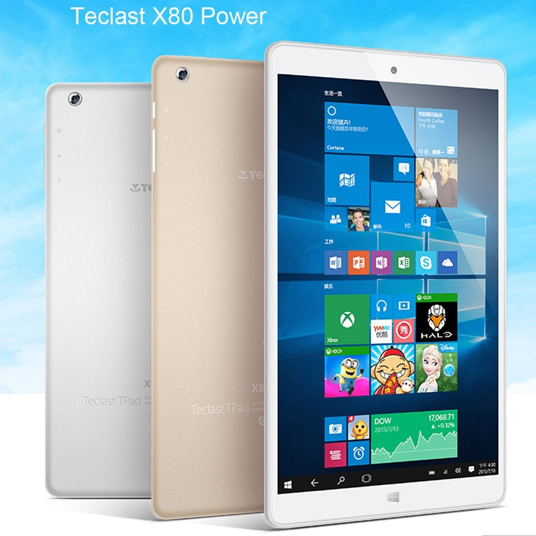 Teclast X80 power_5